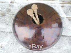 12 10 notes Galaxy Steel Tongue drum (Handpan, Hand drum, Tankdrum)