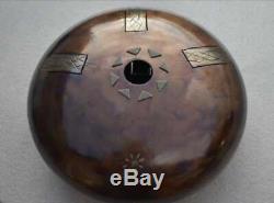 12 10 notes Steel Tongue drum (Handpan, Hand drum, Tank drum, Hank drum)