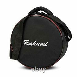 12 Inch 13 Note Steel Tongue Drum Percussion Instrument Lotus Hand Pan Drum w
