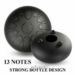 12 Inch 13 note Steel Tongue drums percussion musical Instruments hand pan Tank
