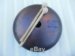 12 Lotus 10 notes Steel Tongue drum (Handpan, Tankdrum, steel tongue drum)