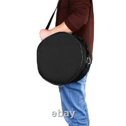 12'' Tongue Instrument 11 Tones Handpan Drum Travel Bag Mallet Finger Picks Set