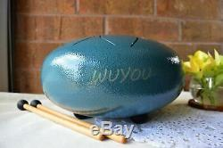 12 inch Wuyou Steel Tongue Drum Handpan Chakra Meditation Thearpy Healing Health