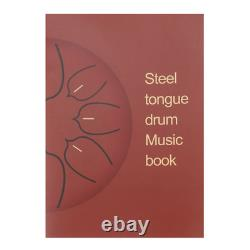 13 15 Notes D Tune Steel Tongue Percussion Drum Hand Pan Handpan Instrument