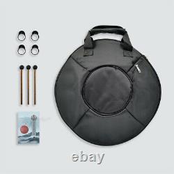 14Notes Percussion Hand Pan Handpan Tongue Steel Hand Drum Bag Carbon Steel Yoga