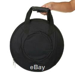 14 14 Notes Hand Pan Handpan Steel Tongues Drum Brass C Minor with Bag Braided