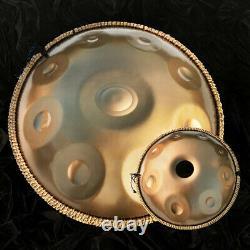 9 10 11 13 17 Notes 22 Hand Drum HandPan Handmade Percussion Tongue Drum Bag