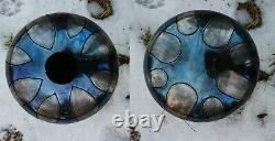 9inch two-sided steel tongue drum/ Tank Drum