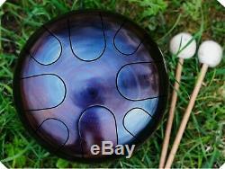 Custom Tank drum Steel tongue drum Hand pan