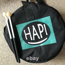 F Major Hapi Drum With Bag. Beautiful Steel / Tongue Drum / Handpan