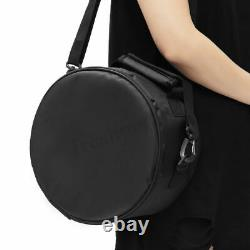 Fast Shipping 12 Inch Steel Tongue Drum Handpan Hand Tankdrum WithBag Mallets Gift