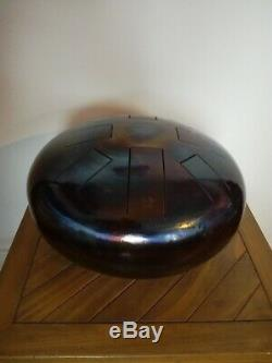 G Celtic Minor, Hand Made, 12, Steel Tongue Drum, Tank Drum