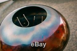 Hand Pan Drum Steel Tongue Drum Stahl Handpan Gift Handmade Ethno Folk 22 cm