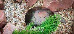 Hand Pan Flower of Life Steel Tongue Drum Musical Percussion Instrument Ø 330 mm