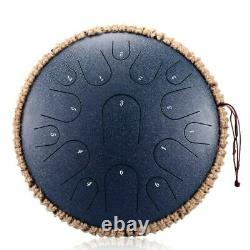 Handheld Steel Tongue Drums Yoga Meditation Sound Music Percussion Instrument