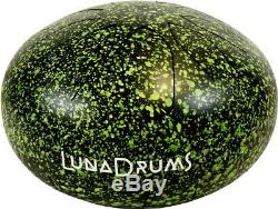 Handpan LunaDrum 13 C PENTATONIC best choice, hank, tank, steel tongue drum