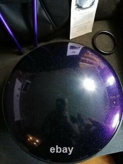 Idiopan Dominus Tank drum Steel tongue drum mit Tasche 35cm+Magnete zum Stimmen