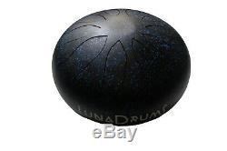 LunaDrum 13 CUSTOM MADE- best choice handpan, hank, tank, steel tongue drum
