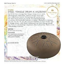 MEINL Sonic Energy Steel Tongue Drum Vintage Brown A Akebono STD2VB