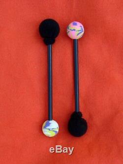 Mini-Vibe Stainless Steel Tongue Drum Stardust 8 Notes Desert Handpan