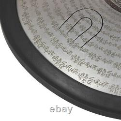Polyphonic A Major Steel Tongue Drum Tank Drum 14 Inch Percussion Instrument