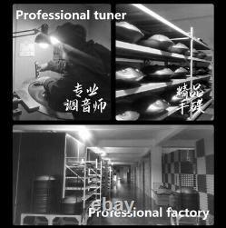 Professional 9 Notes Handpan Tongue Steel Hand Drum Carbon Steel Wonderful Music