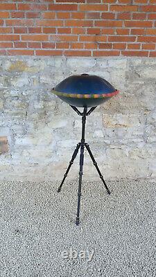 Professioneller Handpan Ständer, Steel Tongue Hang Spacedrum drum stand