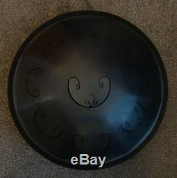 RAV Vast 2 Drum C Golden Gate Hand made, Steel Tongue Drum. PRE-OWNED