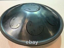 RAV Vast B Pygmy Handpan Steel Tongue Drum Tank Drum Space Hand Pan HandMade