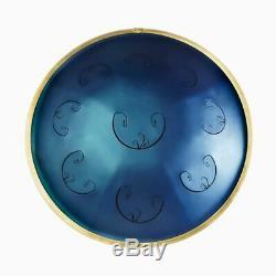 RAV Vast Drum. B Onoleo Handpan, Steel Tongue Drum. Hand made