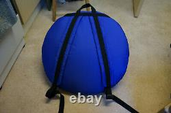RAV Vast steel drum/ Tongue Handpan/ G Pygmy (with case)