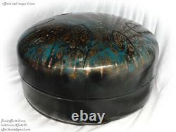 READY NOW steel tongue drum (hank tank or handpan) 12' (30cm) Handmade UK