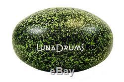 SOLFEGGIO LunaDrum 13 528 Hz healing handpan hank tank steel tongue drum