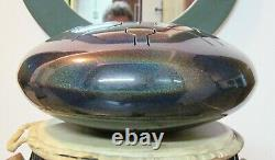 STAINLESS Steel Tongue Drum Handpan VibeDrum Moonshine 2 sides/2 Scales