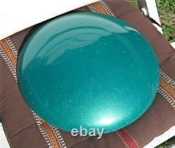 STAINLESS Steel Tongue Drum Handpan VibeDrum Tropical 9 Notes 12 S