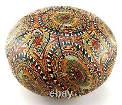 Secrets of India 10 Steel Tongue Drum Tankdrum Muster Inka Azteken
