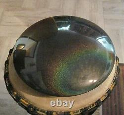 Stainless Steel Tongue Drum Moonshine VibeDrum S 9 Notes E-Minor 440 Hz