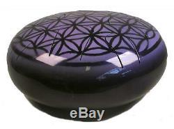 Steel Diatonic Scale Handpan Tank Tongue Hank Drum Ake Bono Reiki Meditation bag