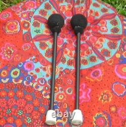 Steel Tongue Drum, EDELSTAHL, Earth Vibedrum-B 9 Töne 31cm- D-Moll-432 Hz