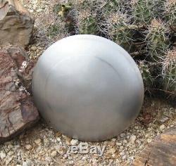 Steel Tongue Drum, Handpan, EDELSTAHL Natural Mini-Vibe 8 Töne-25 cm-Desert