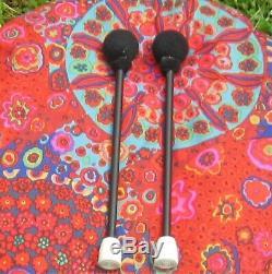 Steel Tongue Drum, Handpan, EDELSTAHL Natural Single Vibedrum-B 9 Töne-31 cm