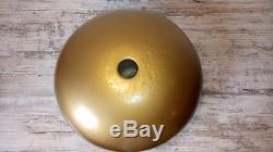Steel Tongue Drum Handpan Handmade Tank Meditation Percussion Compass Hand Pan
