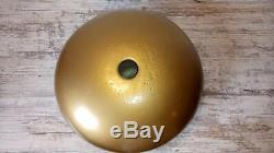 Steel Tongue Drum Trommel HandPan Drum Ethno Meditation Hand Pan Stahl Tank OHM