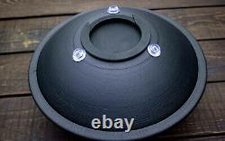 Steel Tongue Hand Pan Drum Hank Tank Ethno Percussion Instrument Ø 260 mm