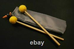 Steel Tongue Hand Pan Drum Hank Tank Ethno Percussion Instrument Ø 460 mm