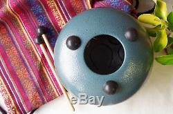 Steel Tongue Handpans Drum Tank Drum Handpan Drum, 9inch drum, 22CM, 8 Notes