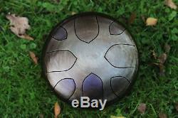 Tank drum steel tongue drum hand pan