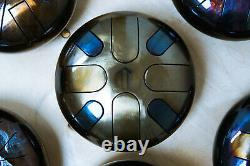 Tank drum steel tongue handpan, Am Ake bono, 22cm, 8 notes ethno folk