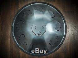 Tongue Hand Pan / RAV Vast 2 / A Integral / (in case) (Steel / Hand Drum)