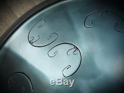 Tongue Hand Pan / RAV Vast 2 / B Celtic Double Ding / (in case) (Steel Drum)